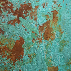 RUST EFFECT / Classic Effect – RUST + PATINA